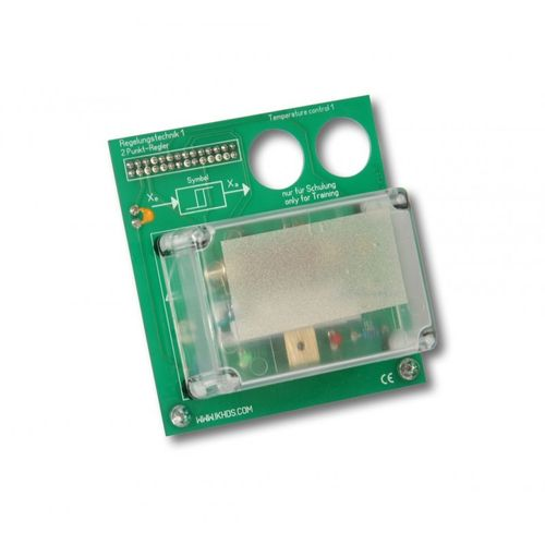 Plug-on module 2-point controller