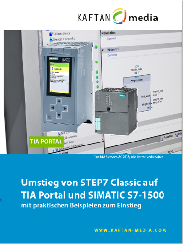 "Solutions for the Book ""Umstieg von STEP7 Classic auf TIA Portal und SIMATIC S7-1500"""
